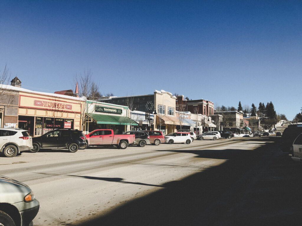Rossland BC: A Daring City 2