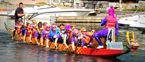 Barrie Dragon Boat Festival