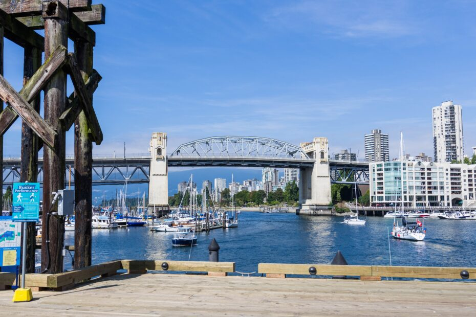 An Adventuresome Visit to Granville Island 1