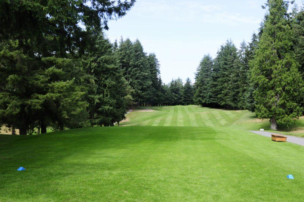 Peace Portal Golf Club Course