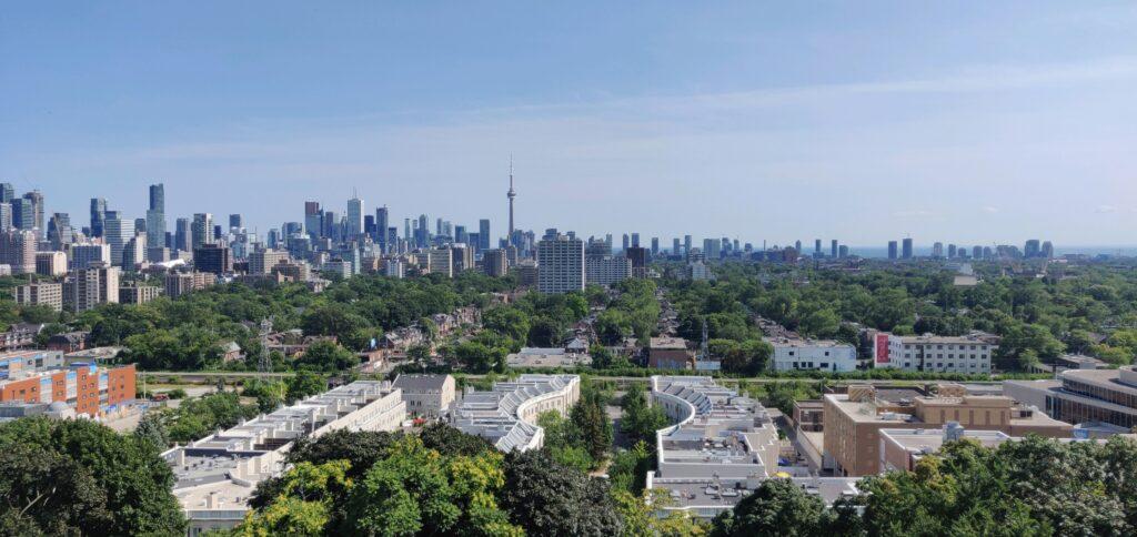 hop-on hop-off Toronto- casa loma