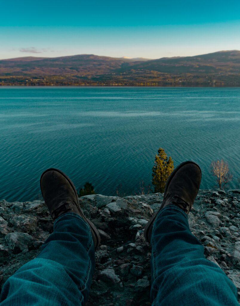 Kelowna BC Tourist Attractions- okanagan lake