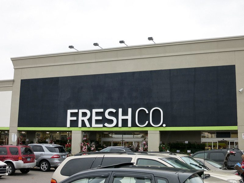 Canadian Discount Store Chain