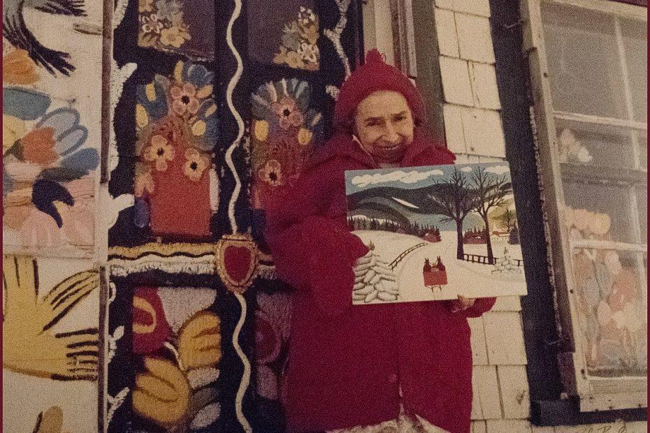Maud Lewis: Inspiring Journey Of An Artist 1