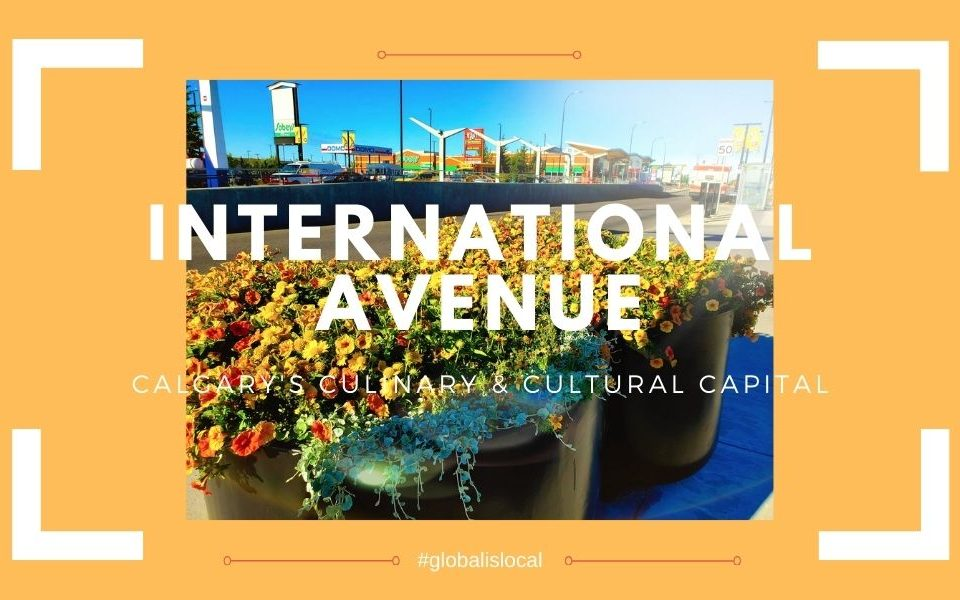 International Avenue BRZ