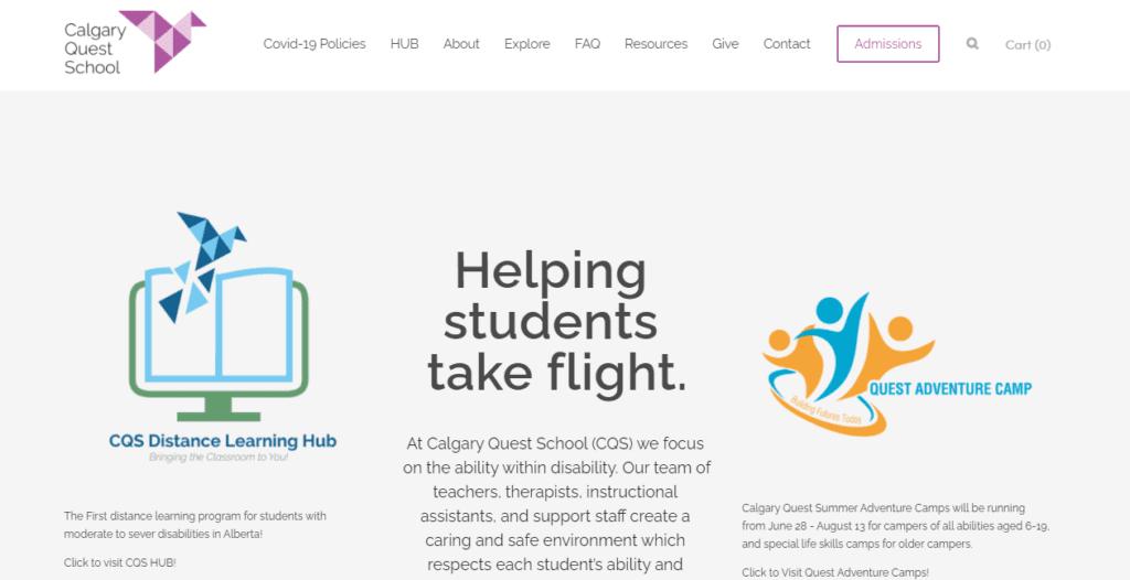 Calgary Quest School