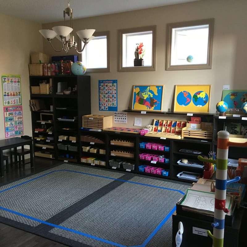Step By Step Montessori Preschool