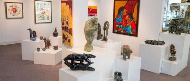 Bearclaw Gallery Edmonton
