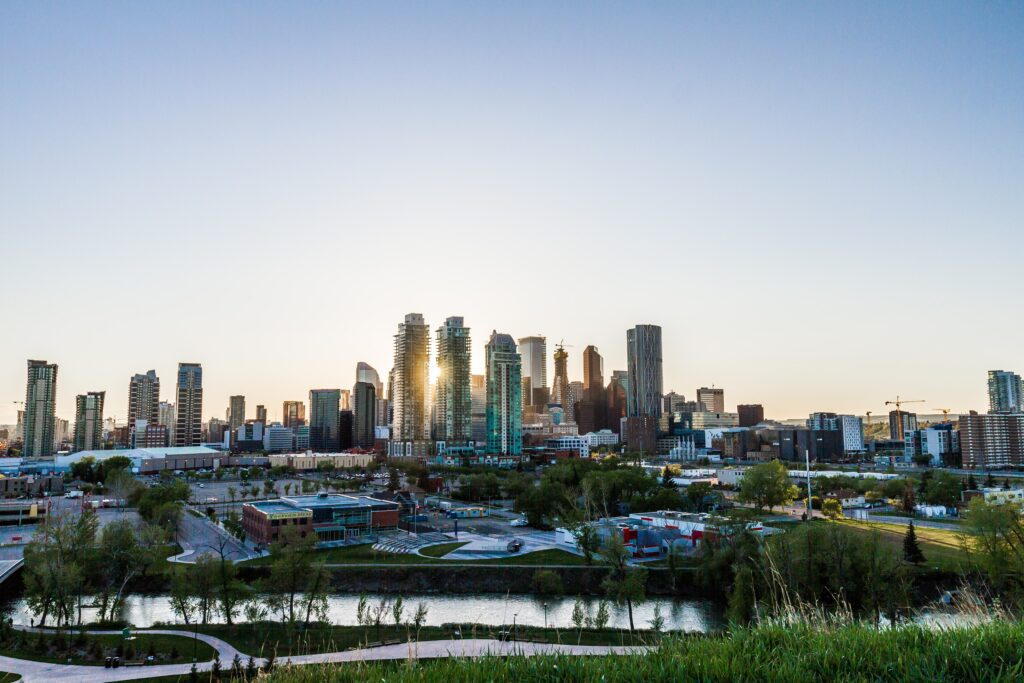 Best Places To Live And Work In Canada- Calgary