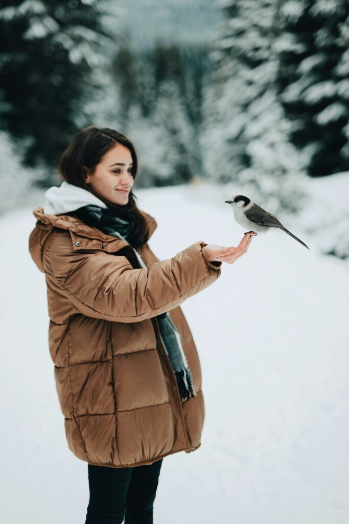 Parka Chic Style Canadian fashion trends