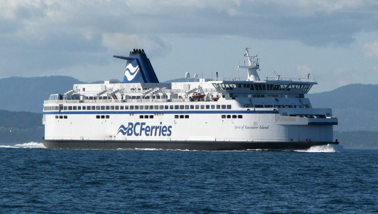 Ferry services in Canada