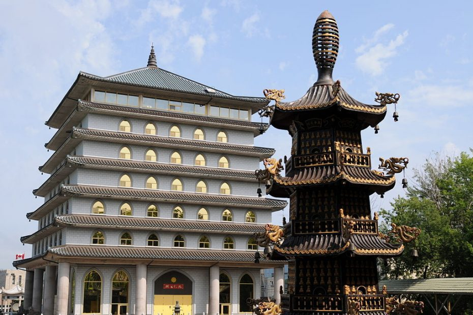 Top 10 Famous Buddhist Temple Toronto 1