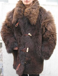 Canadian made winters coats