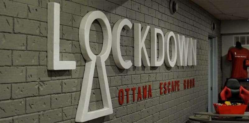lockdown escape room