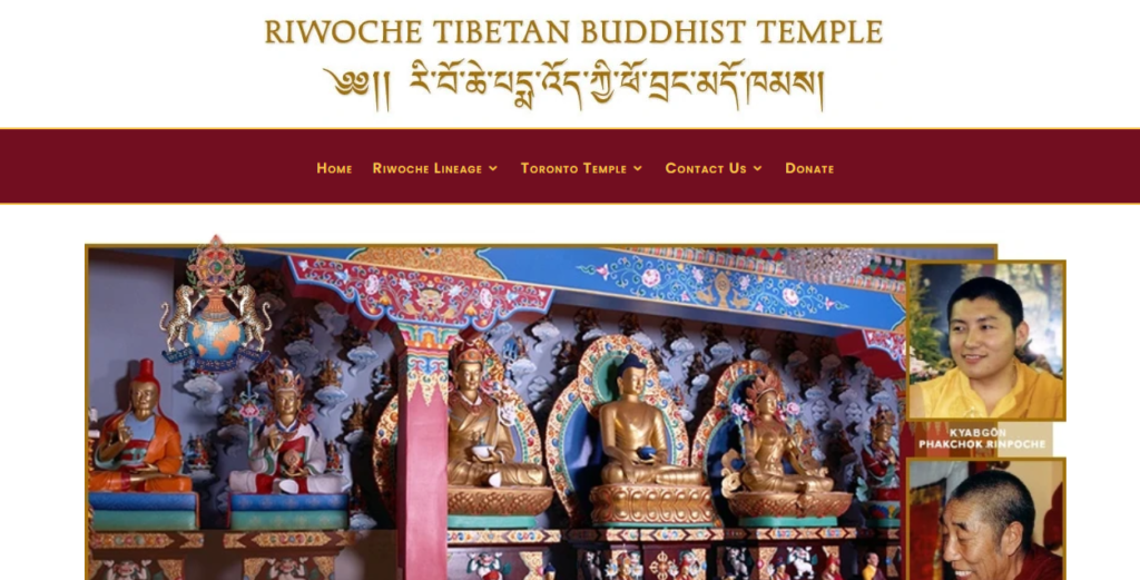 Top 10 Famous Buddhist Temple in Toronto 5