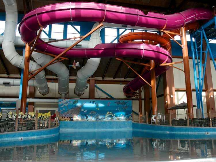 Water parks in Montana