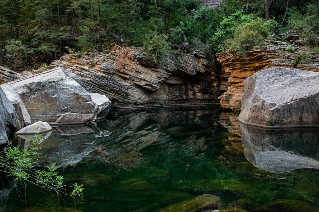 Halfway Hot Springs, Nakusp