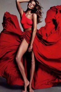 Model Daria | Folio Montréal | Mode rouge, Haute couture française et ...