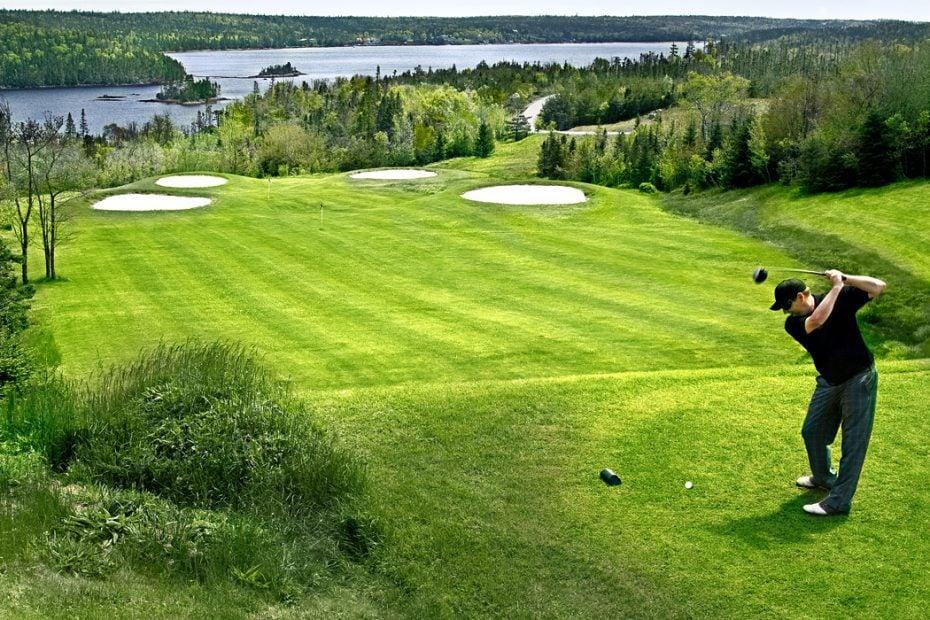 Nova Scotia golf courses