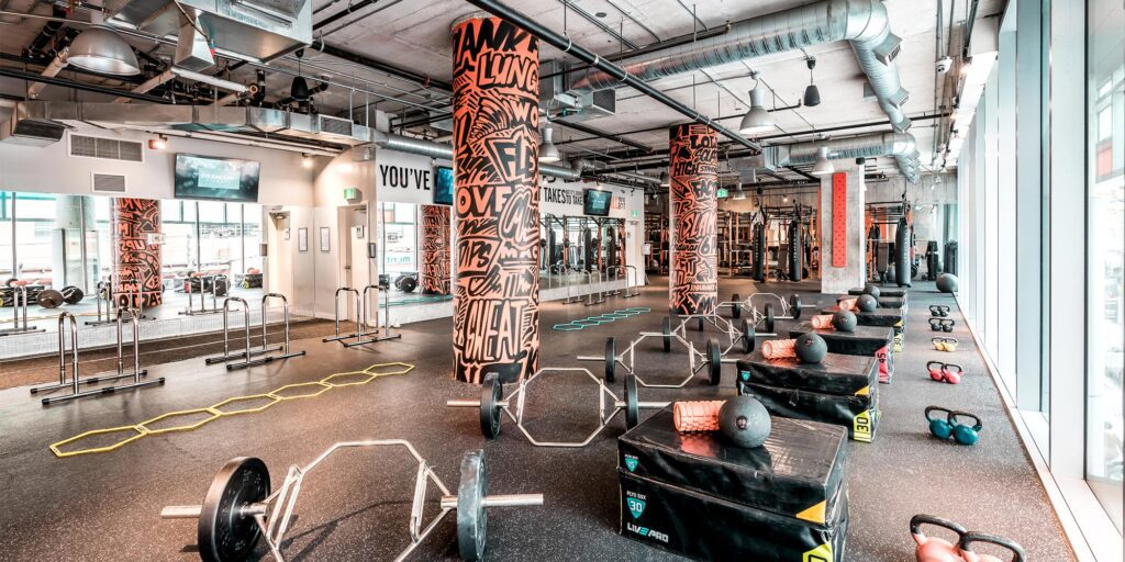 Fit Factory Fitness