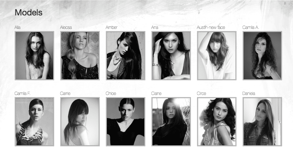 KEY MODEL MGMT. | All About Models Vancouver Model Agency