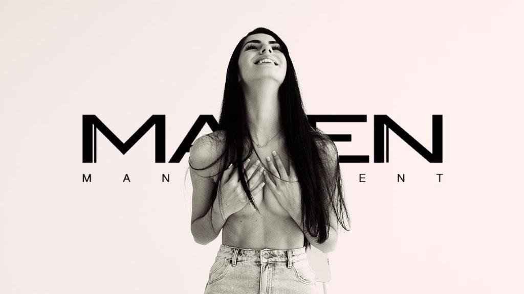 MAVEN MODEL - Chloe Clemenson - YouTube