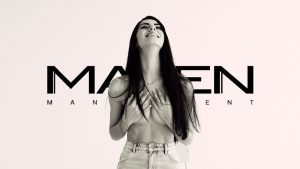 MAVEN MODEL - Chloe Clemenson - YouTube