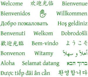 lot of languages