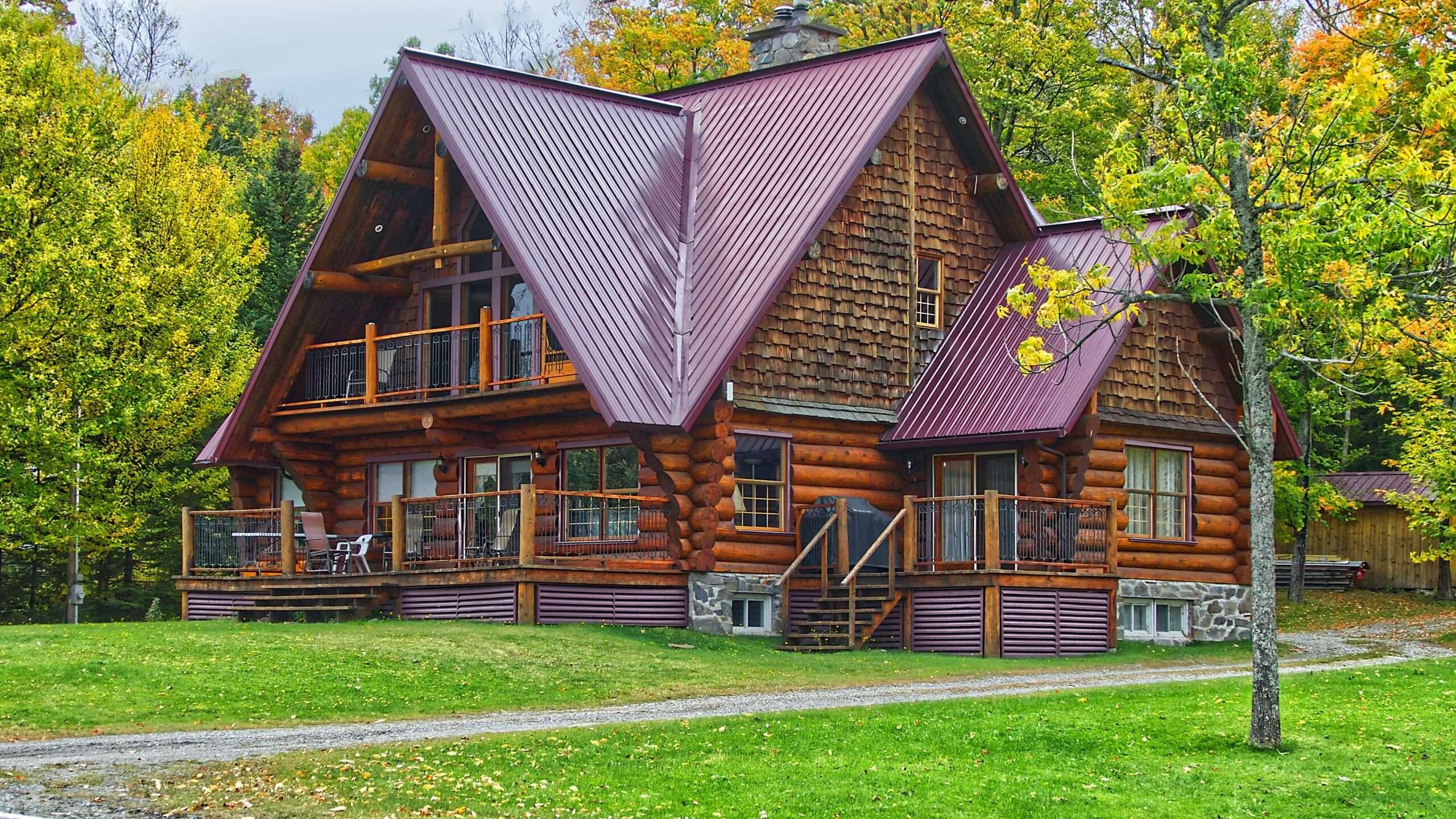 Cabins in Canada