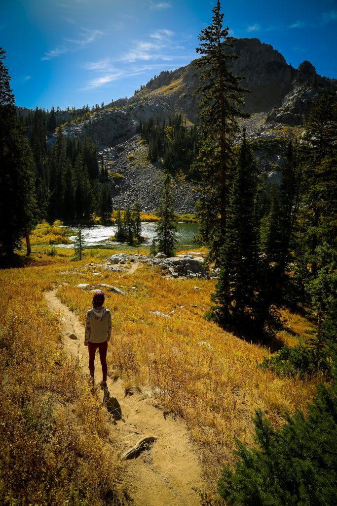 enjoy hiking