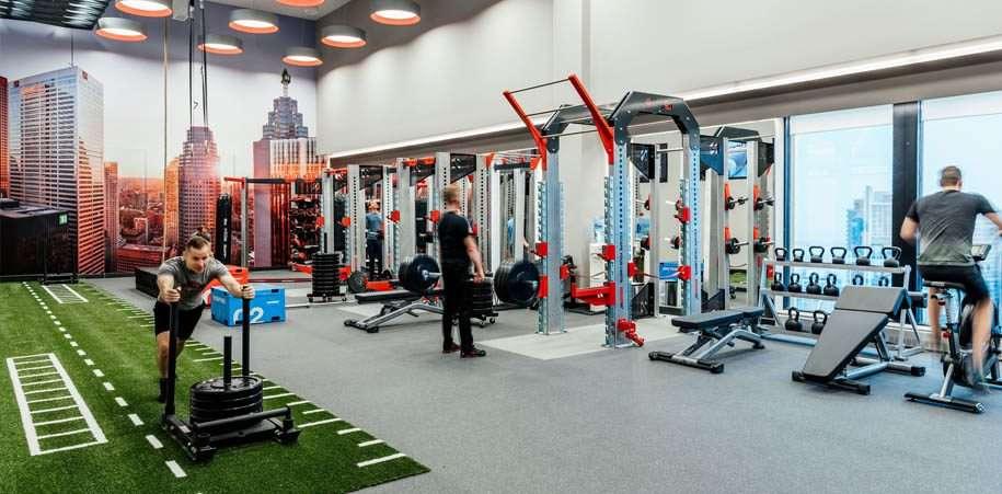 Gym Toronto