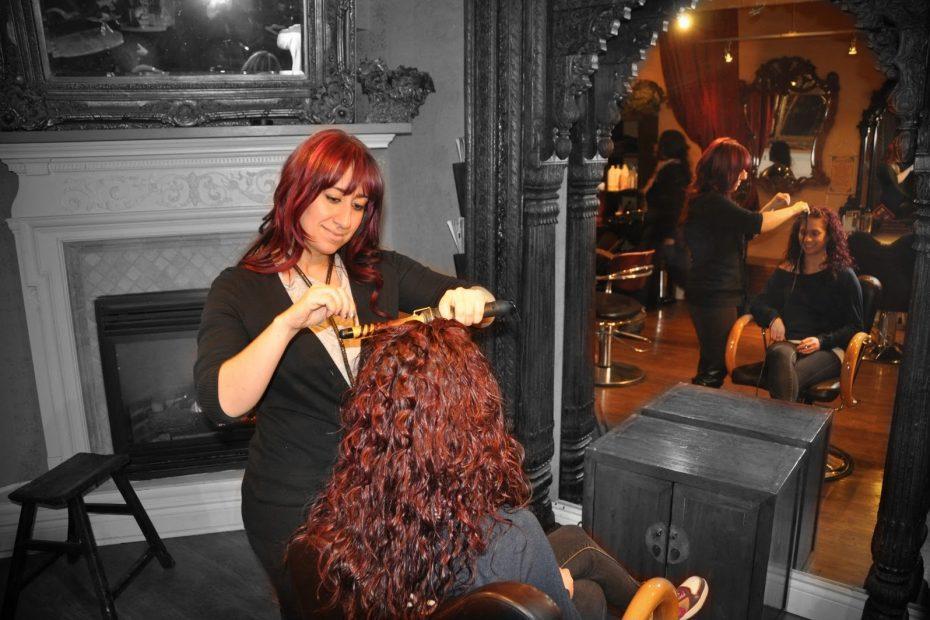 Image Makeover Hair Salon - Toronto: Photos of the salon and staff
