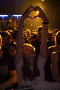 people love these concerts