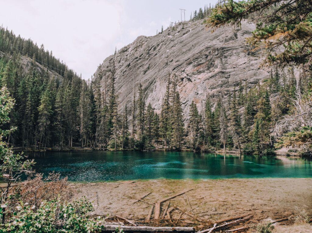 Grassi Lake Trail