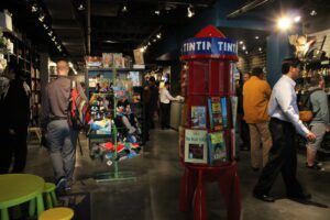 The Silver Snail- Best Comic Book Stores In Toronto