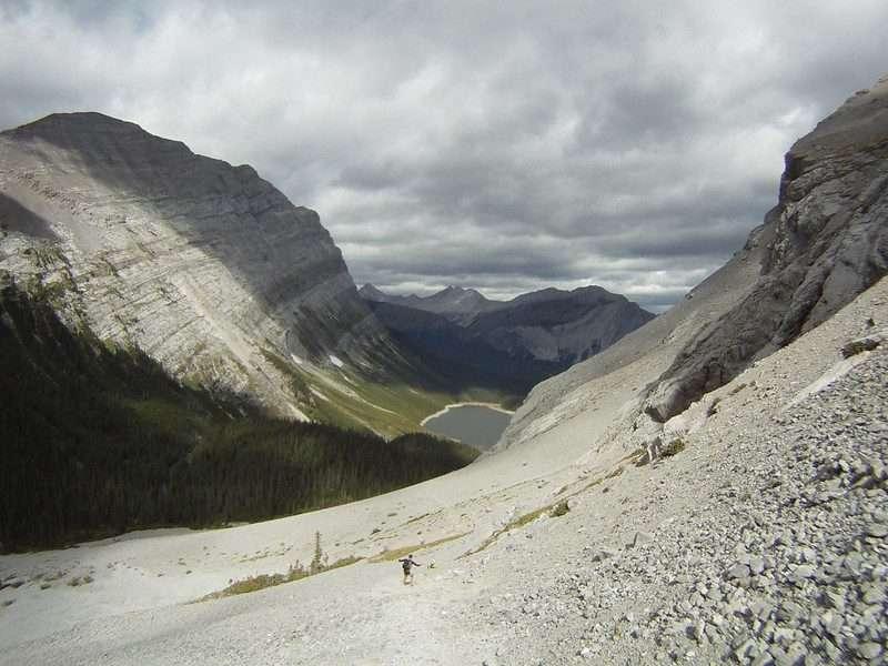 Upper Kananaskis Lake Trail - Alberta, Canada