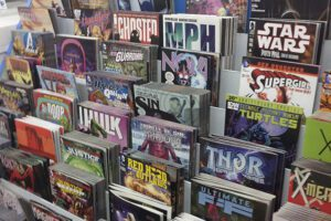 The Comic Room- Best Comic Book Stores In Toronto