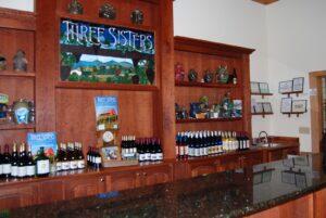 Three sisters winery