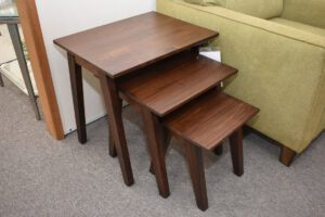 Handstone Nesting Tables