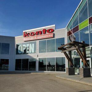 Konto Furniture - Quality Furniture in Edmonton and Camrose