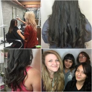 """""""Going to Citrus Hair Salon made me feel, for at least a few hours that"""