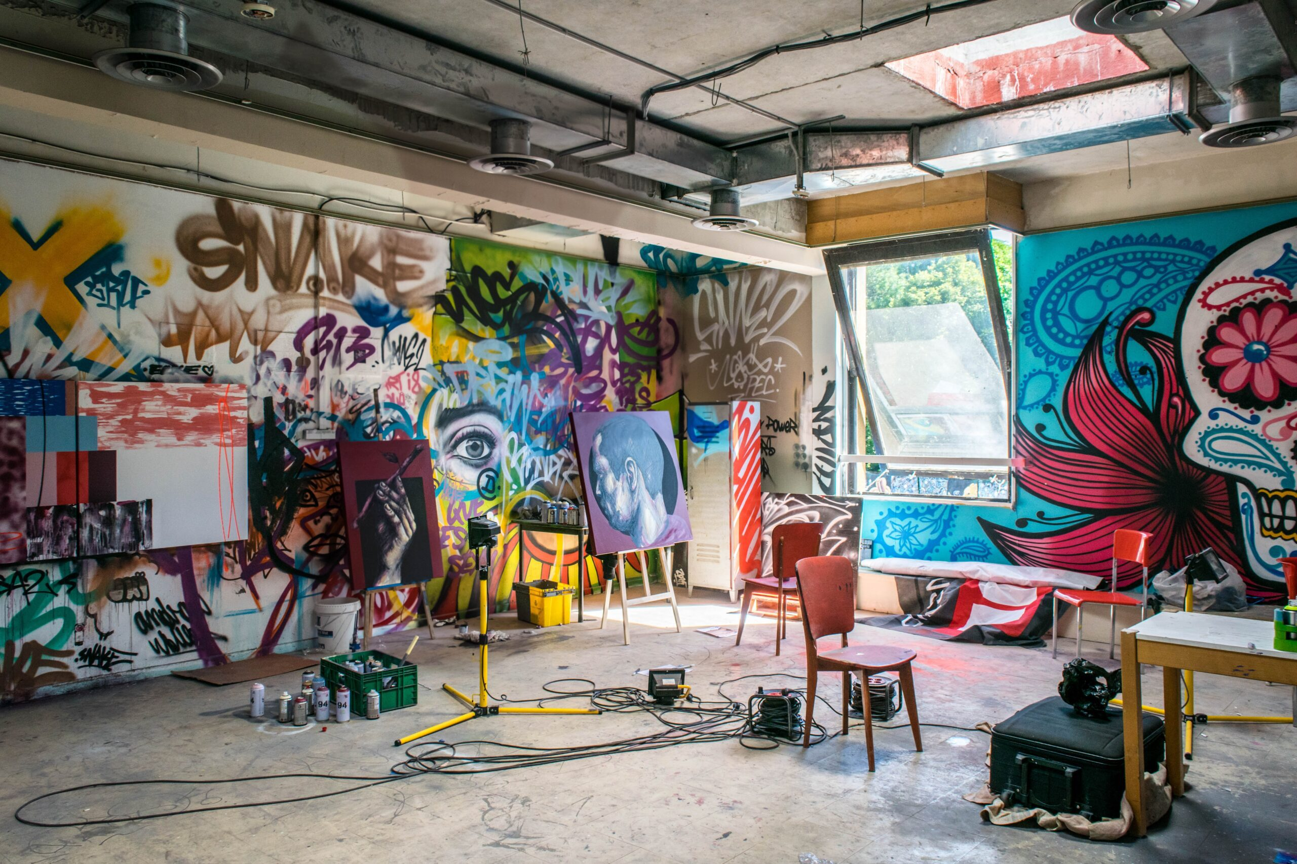 The Mural Festival: 7 Colorful Features 8