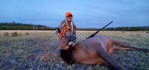Elk Hunting Canada
