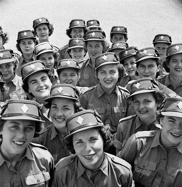 Canadian army - women's corps