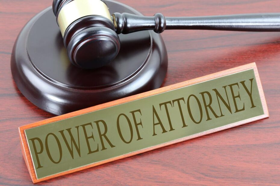 Power Of Attorney Laws In Canada