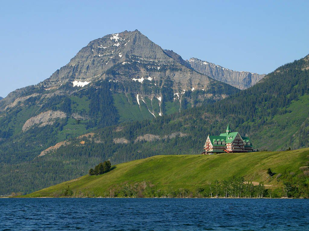 prince of wales hotel, canada