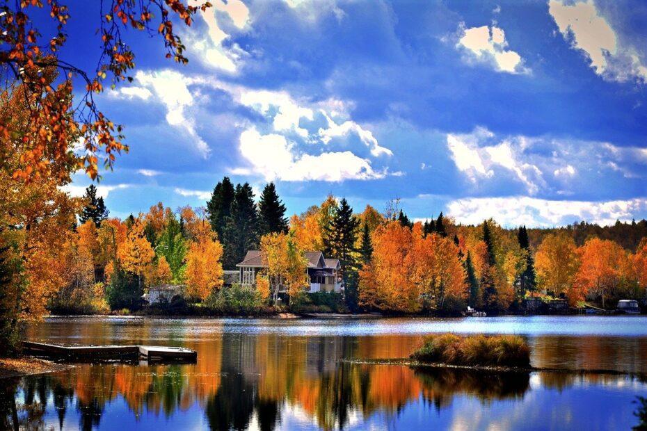 Canada in Autumn