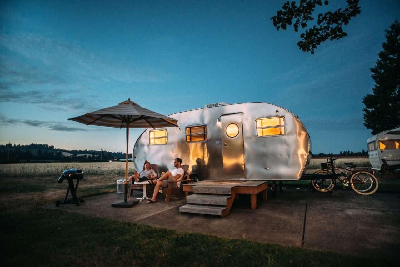 Camping in New Brunswick