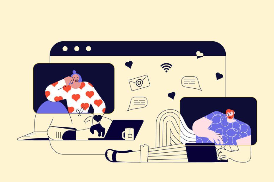 Internet dating online