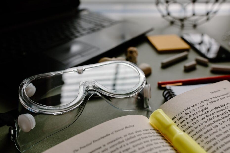 Medical research and books